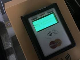 В киевском метрополитене ввели систему PayPass