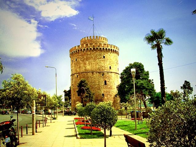 Достопримечательности Салоники: Белая башня