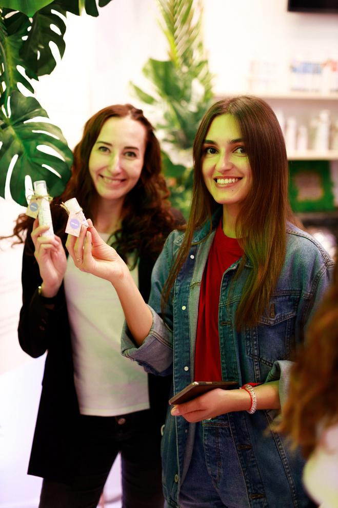 Відкриття бутика Marie Fresh Cosmetics