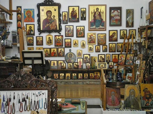 Что купить в Греции: икона