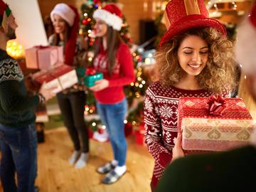 Подарунки на Новий рік 2018