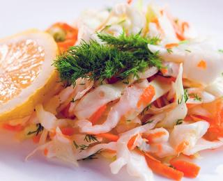 диетический салат из пекинской капусты рецепты фото