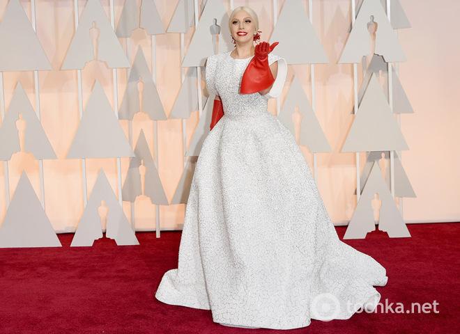 Оскар 2015: Леди Гага