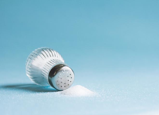 Какую соль тебе стоит использовать при готовке?