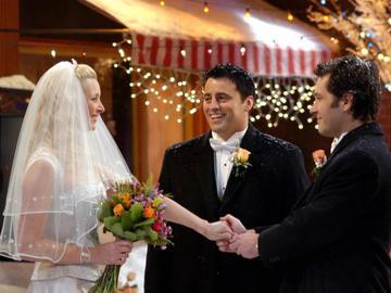 """Сценарист серіалу """"Друзі"""" пояснив, чому Фібі і Джоуї не стали парою"""