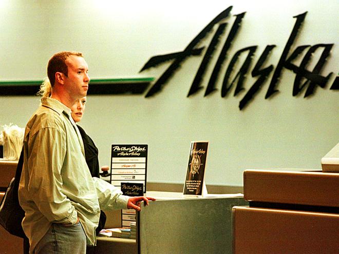 Пунктуальні авіакомпанії світу: Alaska Airlines