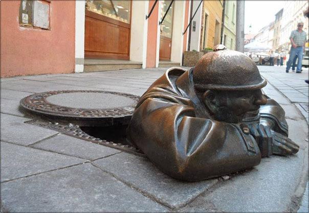 Самые необычные скульптуры