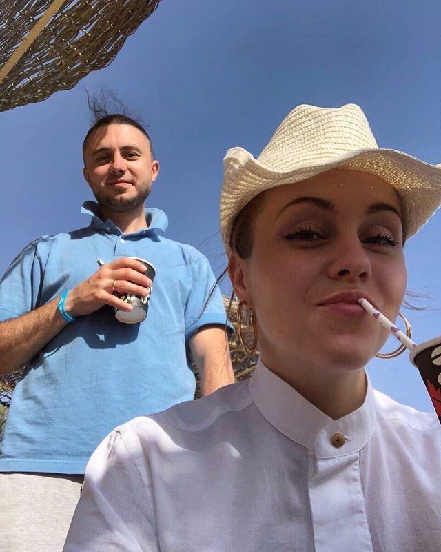 Alyosha і Тарас Тополя