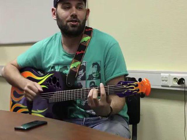 Клип на песню слепакова