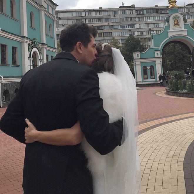 Андрей Джеджула и Юлия Леус