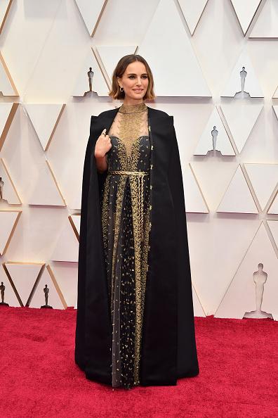 Натали Портман в наряде от Dior