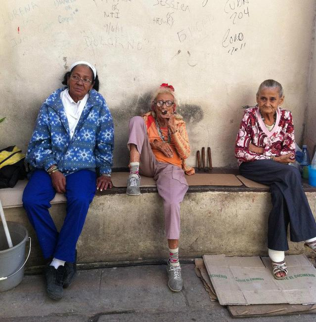 Могилевская на Кубе