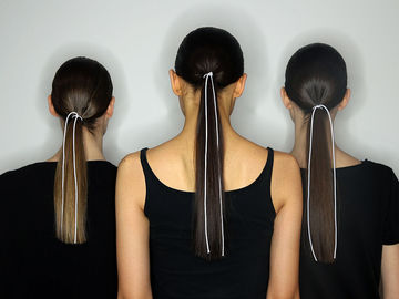 Гладкие волосы