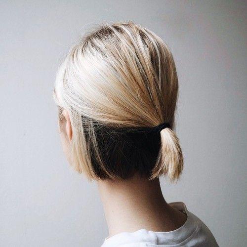 Модні зачіски на каре: фото