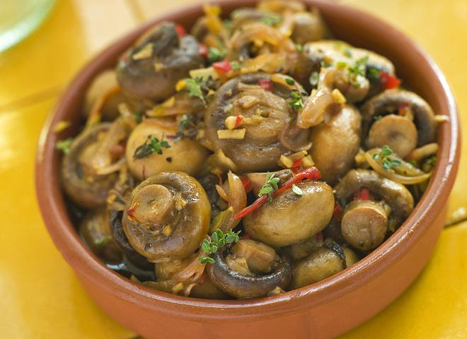 Маринованные грибы