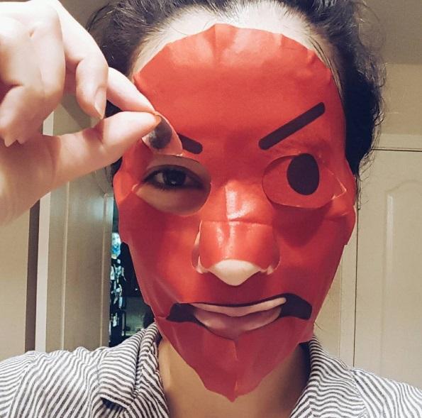 Косметическая маска для кожи вокруг глаз GELEX