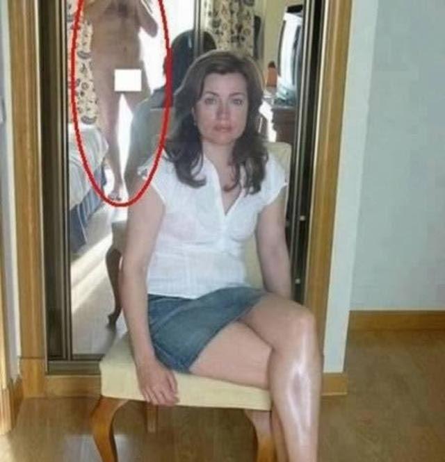 Осторожно, отражение!