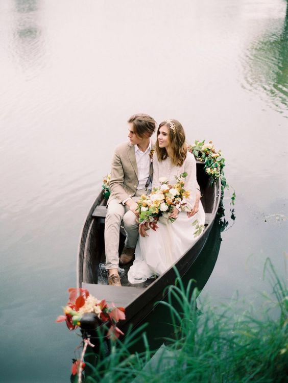 Без памятников и пьяных кумовей: ТОП-15 лучших свадебных фото