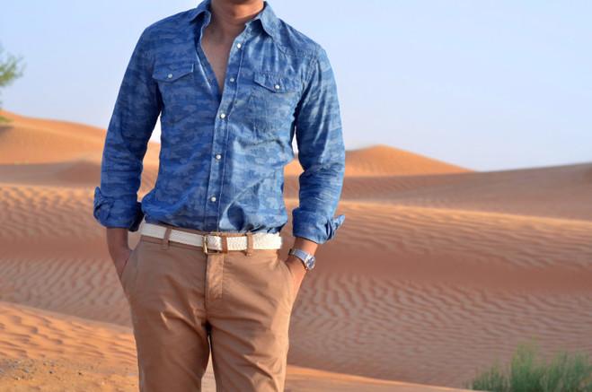 Літо пом'якшило дрес-код для чоловіків