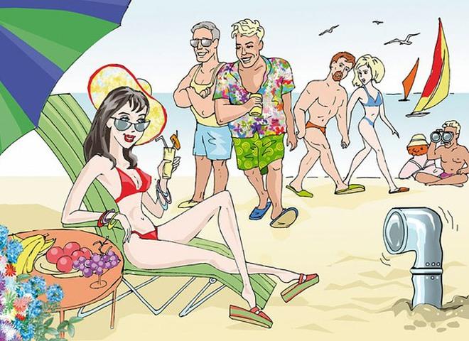 Секс в отпуске: курортные романы по знаку Зодиака