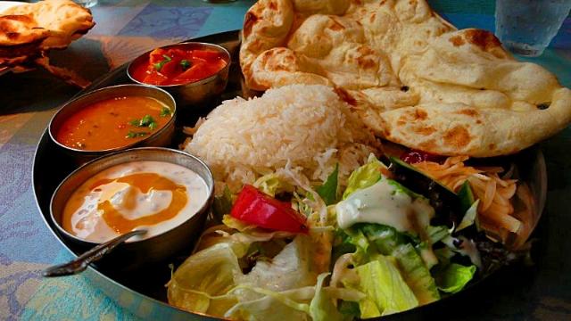 10 блюд, которые вы обязаны попробовать в Индии: Тхали