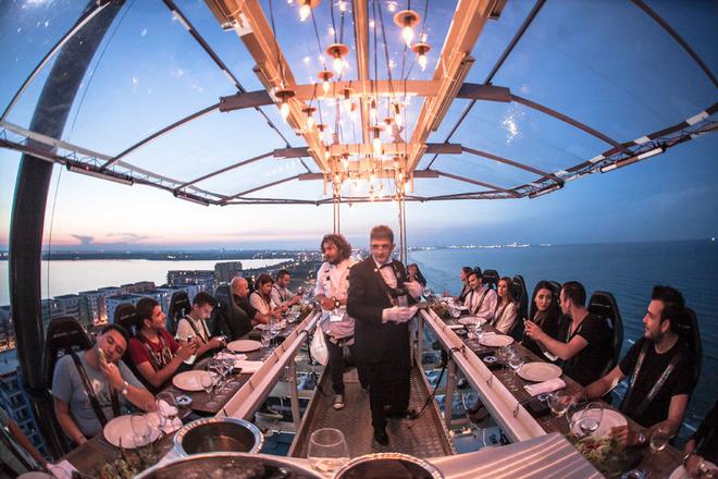 10 найоригінальніших ресторанів світу