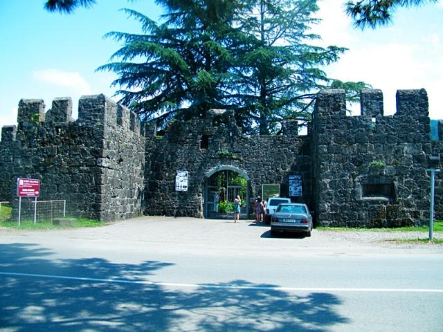 Достопримечательности Батуми: Гонийская крепость