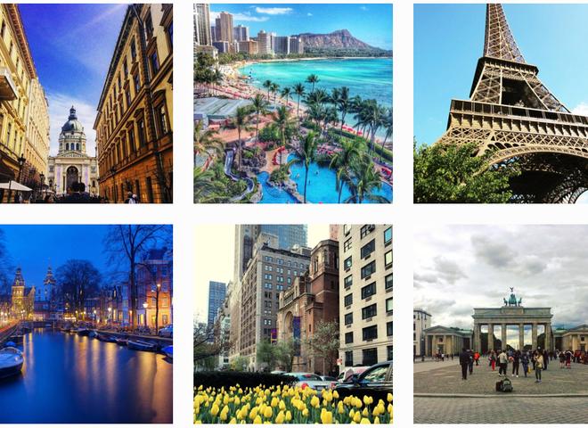 Найкрасивіші міста світу крізь фільтри Instagram