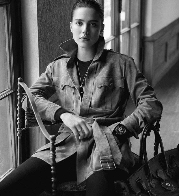 Легендарні образи в рекламній кампанії Ralph Lauren
