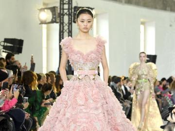 Лучшие платья Недели высокой моды в Париже