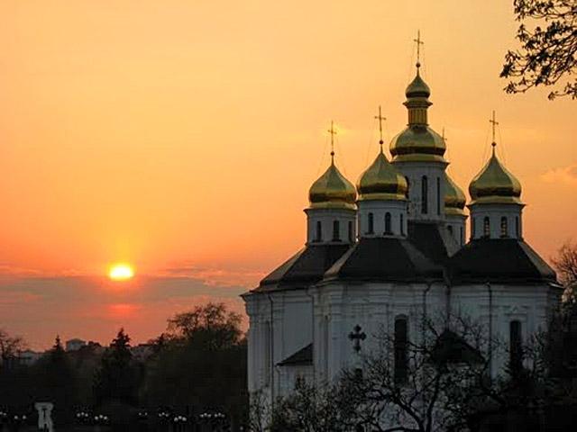 Куда поехать на Пасху 2012: Монастыри в Чернигове