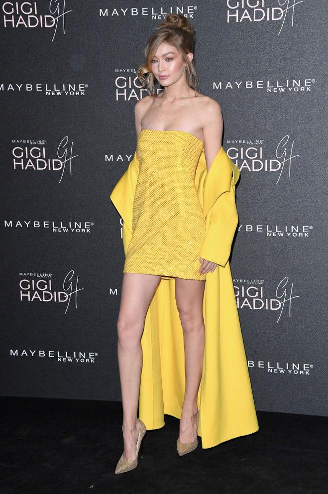 Образ дня: Джіджі Хадід в сукні Ralph Lauren