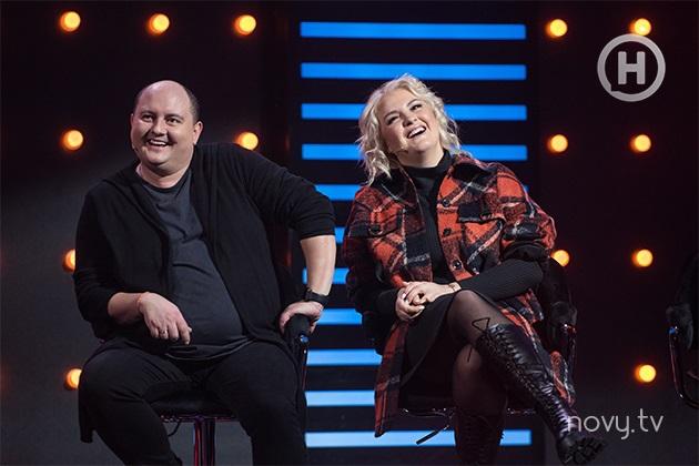 Юрий Ткач и Виктория