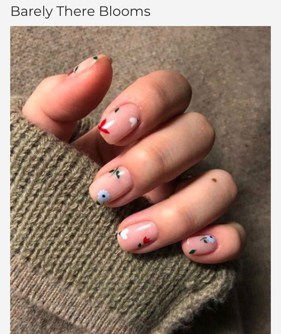 Манікюр нареченої на короткі нігті: ТОП-20 варіантів