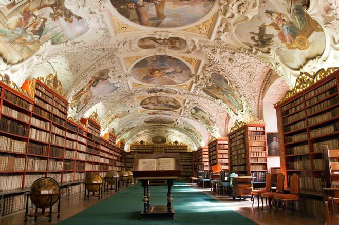 7 самых красивых библиотек мира