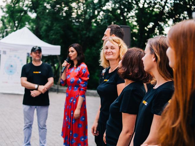 """Я, Ніна"": Янина Соколова презентовала масштабный проект по борьбе с раком"