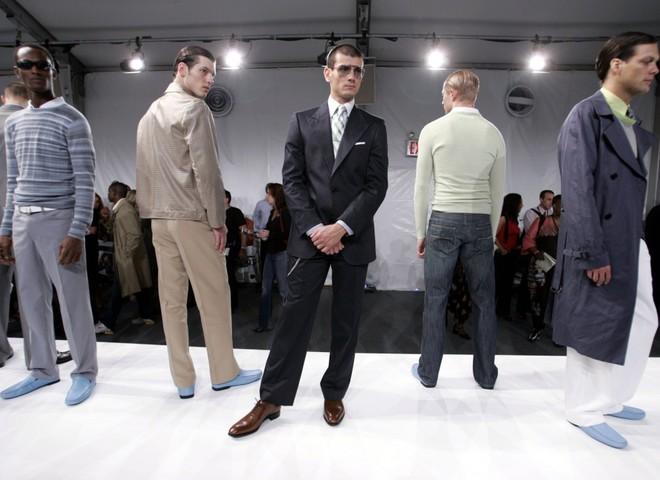 Дендизм уверенно входит в моду
