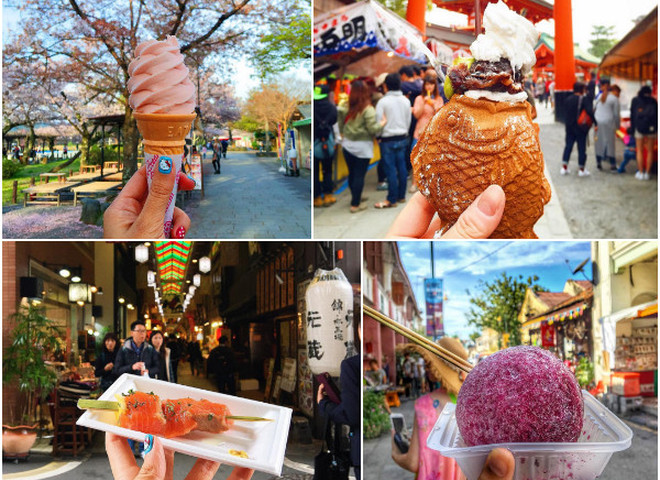Гастротуризм: мандрівниця веде Instagram вуличної їжі з різних міст і країн