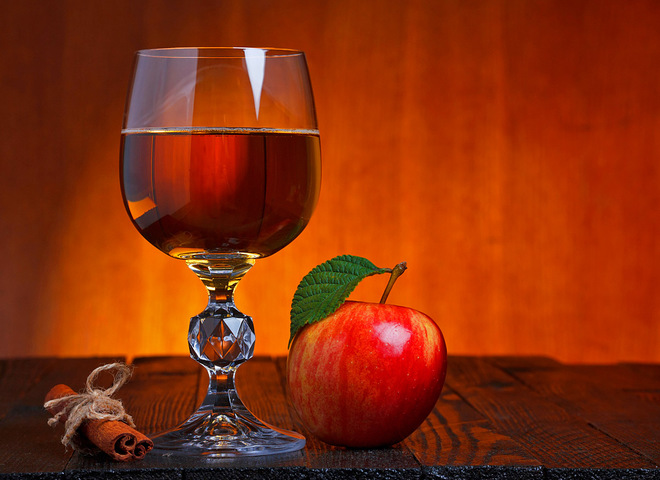Как сделать яблочный сидр фото 265