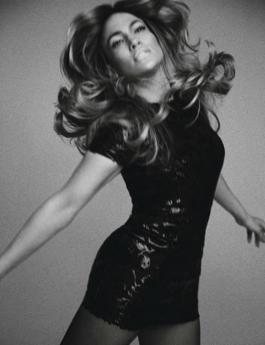 Дженніфер Лопес для W Magazine