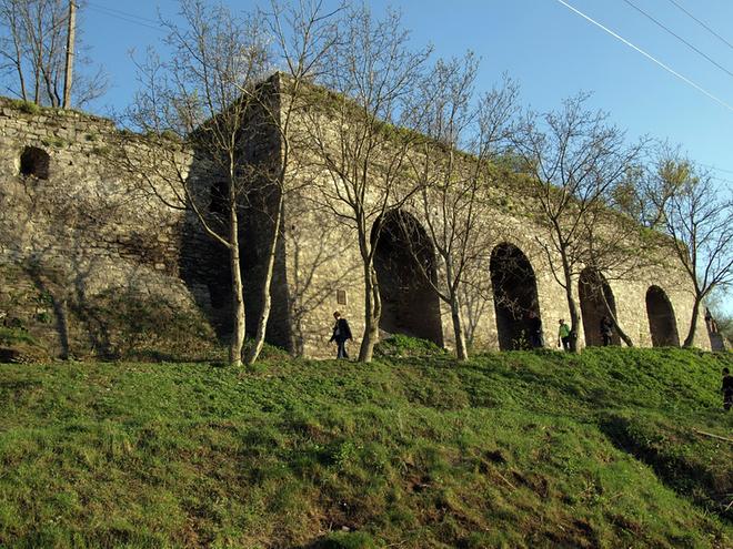 Каменец-Подольский, достопримечательности: Турецкий бастион