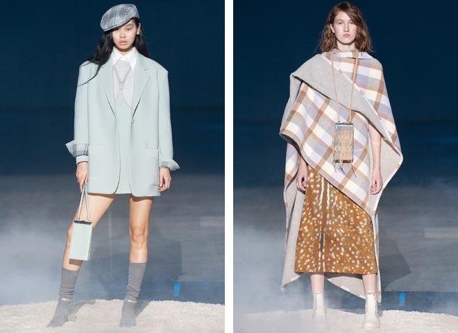 Показ коллекции осень-зима 2021/22 бренда the COAT by Katya Silchenko