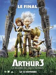 Артур та війна світів
