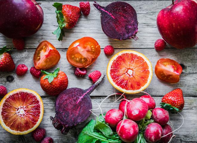 Календарь сезонов овощей и фруктов