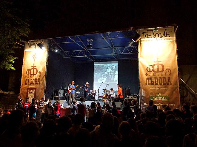 Куда поехать на майские 2012: фестиваль «Флюгери Львова»