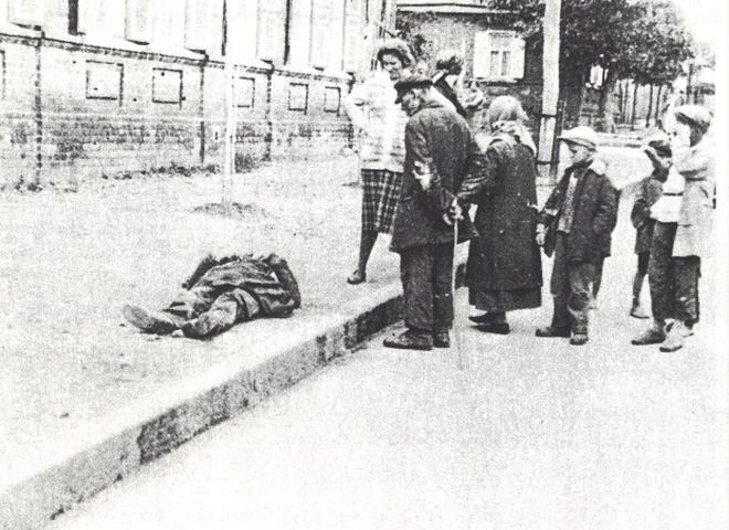 фото голодомора