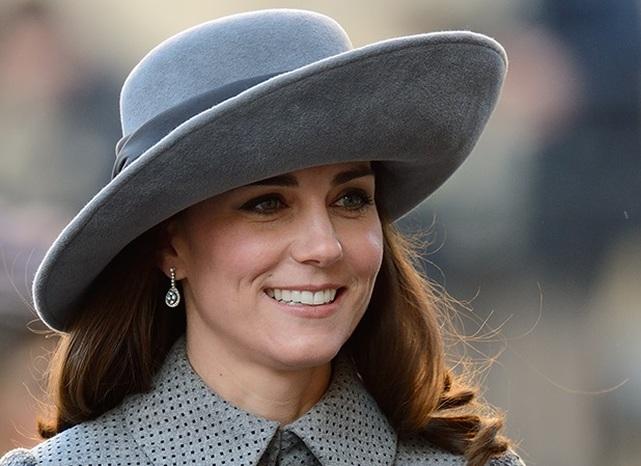 Гардероб герцогини: 10 шляпок Кейт Миддлтон