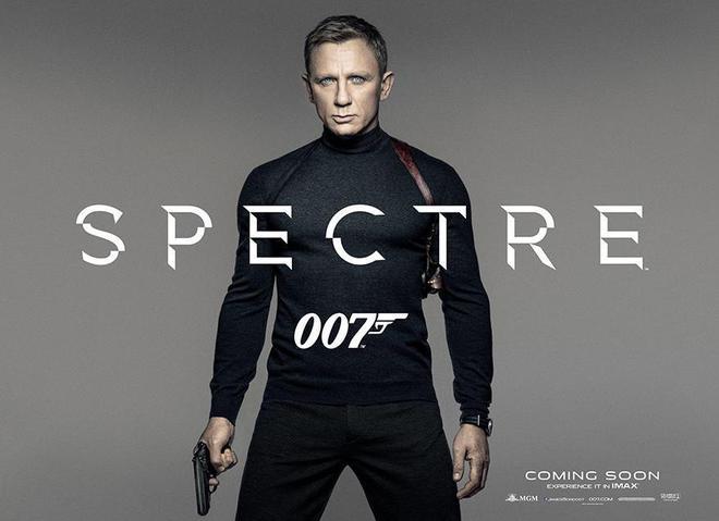 Джеймс Бонд 007:Спектр