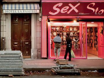 Секс-шопы мира