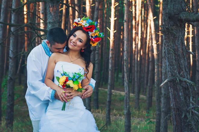 Свадьба в Украине